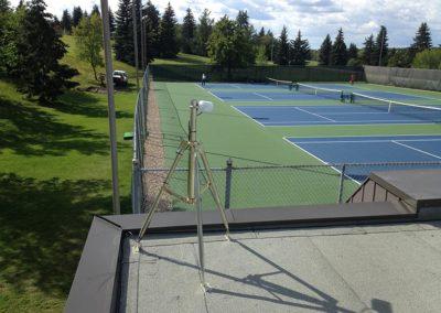 Capilano tennis Camera